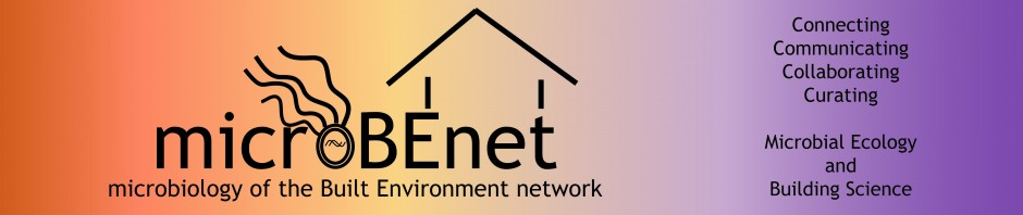 microBEnet: The microbiology of the Built Environment network.