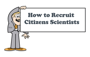 RecruitCitizenScience