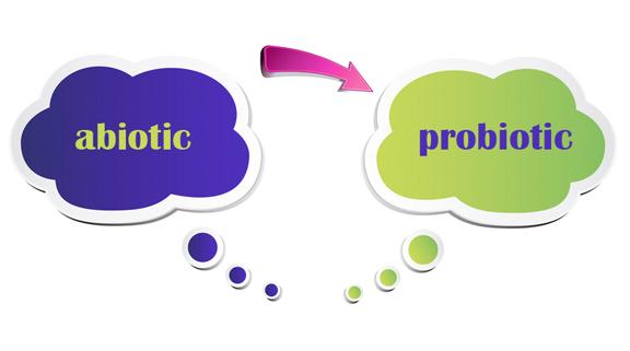 abiotic probiotic