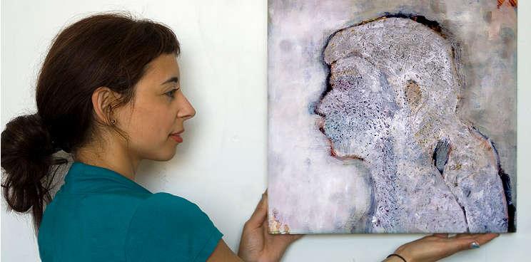 Via labiotech article on Joana Ricou's latest exhibit, Multitudes.