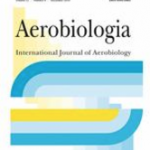 Cannot read the paper, so here is the Aerobiologia cover