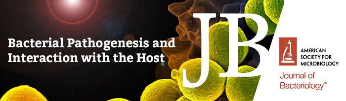 Journal of Bacteriology minireview collection on host-microbe interactions