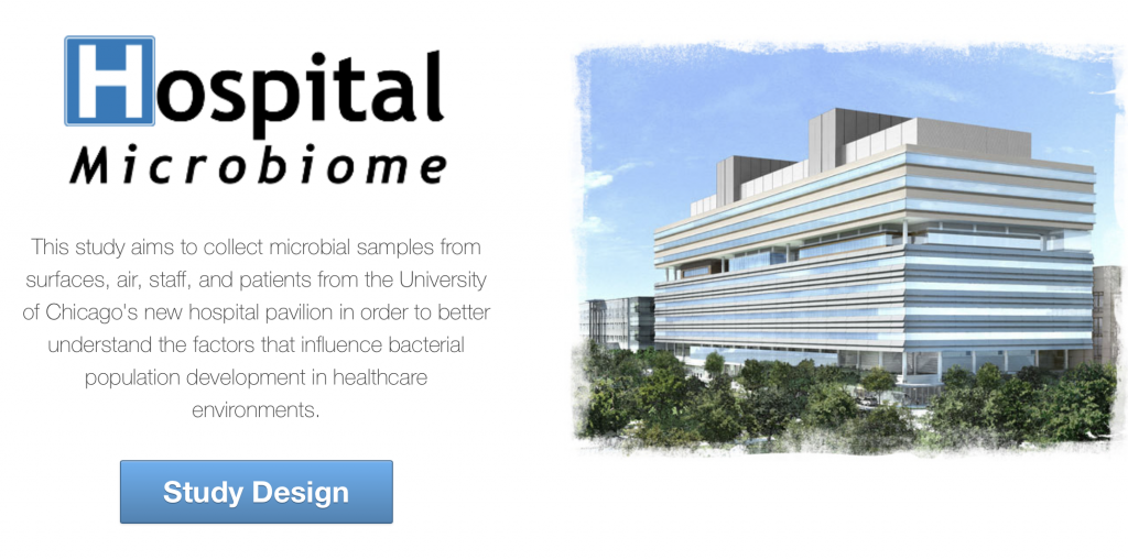 New Paper on the Hospital Microbiome
