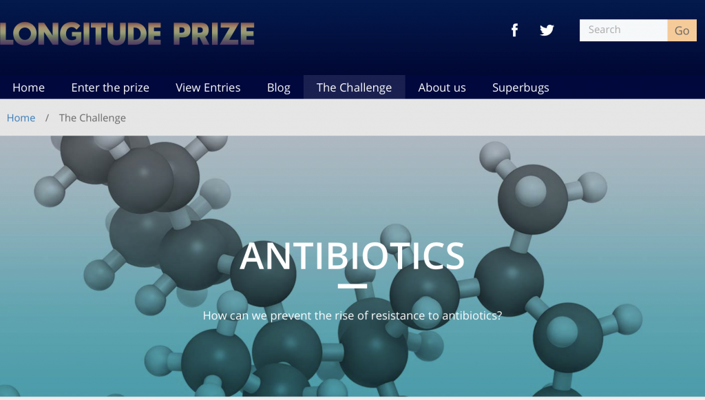 Superbugs Phone Gameand Longitude Prize Competition #Resistance