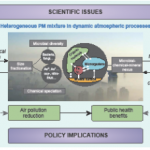 Scope of the review covering key scientific issues surrounding PM mixtures