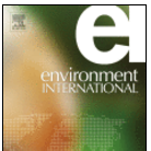 Environment International cover