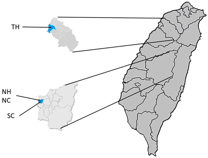 Of possible interest: Bacterial diversity among four healthcare-associated institutes in Taiwan