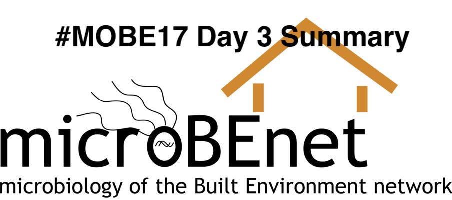 #MoBE17 Day 3 Summary